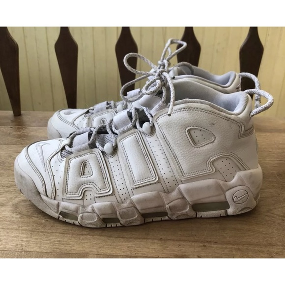 best cheap 38bd8 44421 Nike Air More Uptempo 96 White 921948-100 Mens. M 5aced3743b16084435f4e982